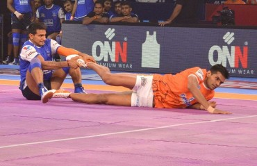 Pro Kabaddi: Puneri Paltan crush Haryana Steelers 28-22