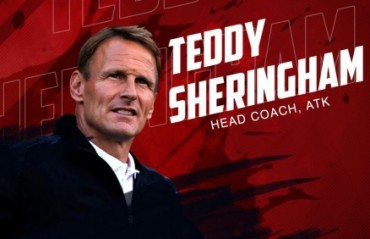 ISL 2017: COACH CONTROL: Teddy Sheringham of Atletico de Kolkata has a task of continuity at hand
