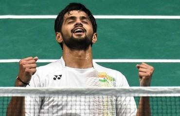 Sameer Verma, Sai Praneeth advance a spot in BWF rankings