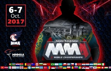 Indian MMA fighters gear up for World MMA championship in Kazakhstan