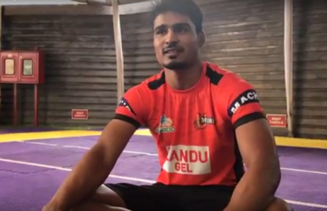 I know how hard I have worked to recover & that makes me fearless, says U Mumba's raider Shrikant Jadhav