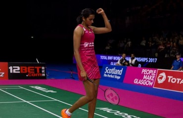 Sports Ministry recommends shuttler Sindhu for Padma Bhushan