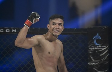 Indian MMA: Mohammed Farhad lands superfight with Hamza Kooheji at Brave 9
