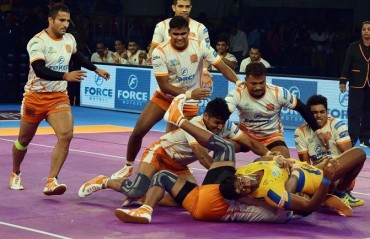 Pro Kabaddi: Tamil Thalaivas succumb to 20-33 defeat against Puneri Paltan in home leg opener