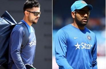 Virat Kohli retains No.1 spot; Rohit Sharma breaks into the top 5 of ICC ODI rankings