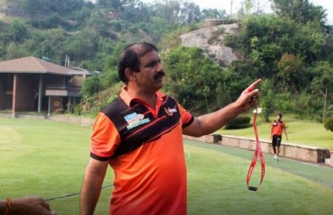 We have an upper hand after beating Haryana twice this season: U Mumba coach E Bhaskaran