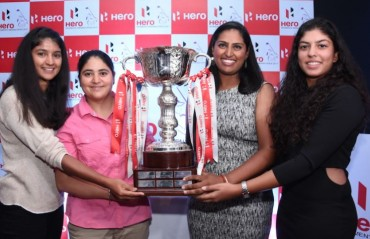 Aditi Ashok looks to retain her crown at the Hero Women's Indian Open '17