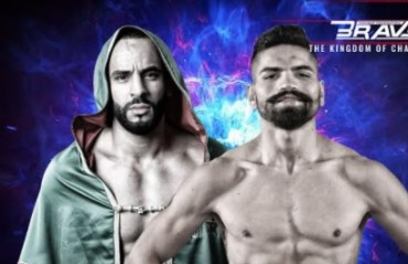 Brave 9:  Ottman Azaitar to face Alejandro Martínez for the title at the main event
