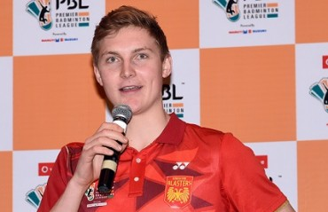 World No. 1s Viktor Axelsen & Tai Tzu Ying star attractions at PBL Season 3 Players' Auction