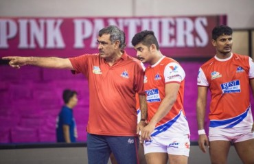 Draw against Jaipur will ensure us a playoffs spot but we aim to win both our remaining games: Haryana Steelers' coach Ranbir Singh Khokhar