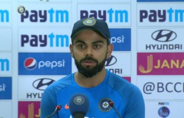 We weren't good with the bat; Aussies were much better on the day: Virat Kohli