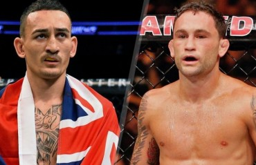 UFC 218: Max Holloway to defend the Featherweight title against Frankie Edgar