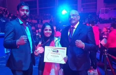 WMMA Championship: Akshata Khadtare Brings bronze medal