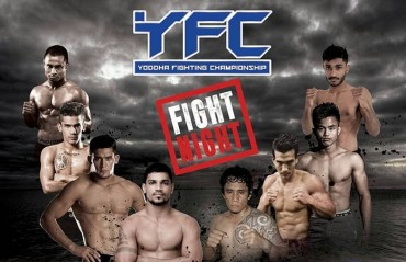 Indian MMA: Nelson Paes headlines YFC Pro fight card in Mumbai