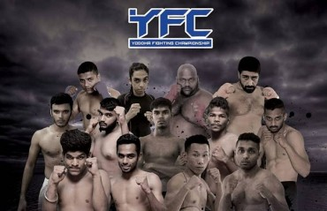 Indian MMA: Two title fights confirmed For YFC Amateur event in Mumbai