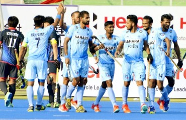 Dominant Indian Men's Hockey Team ready for Bangladesh test