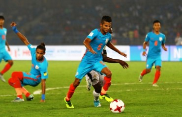We intend to play including the Senior World Cup says India U17 defender Sanjeev Stalin