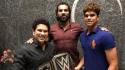 WWE champion Jinder Mahal personally Invites Sachin Tendulkar for WWE Live Event