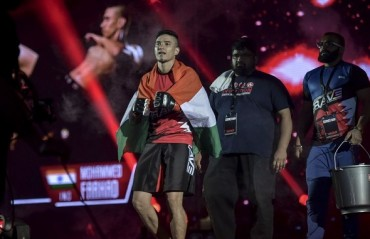 Indian MMA: Four Things you should Know about Mohammad Farhad