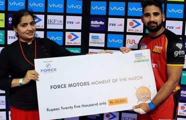 Pro Kabaddi: 38-32 win not enough for Bengaluru Bulls as UP Yoddha seal playoffs berth