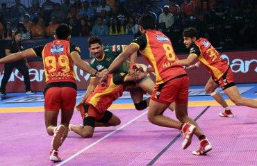 TFG Fantasy Kabaddi: Fantasy Pundit tips for Bengaluru Bulls vs U.P. Yoddha in Pune