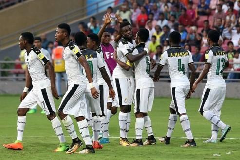 FIFA U17 WC – Ghana beat fellow Africans Niger to meet Mali in the quarter finals