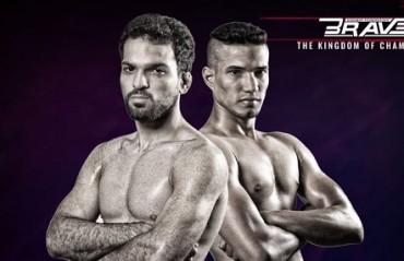 Brave 9: Bahrain rallies behind Hamza Kooheji for Fight against Indian MMA star Mohammad Farhad
