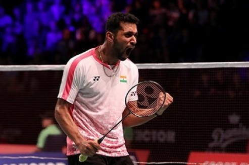 Denmark SSP: Tough competition for Prannoy, Srikanth & Saina in QF