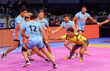TFG Fantasy Kabaddi: Fantasy Pundit tips for Telugu Titans vs Bengal Warriors in Pune