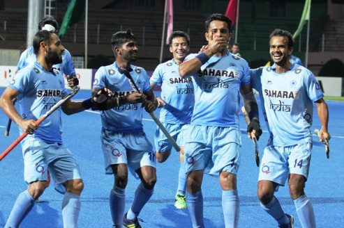 Indian Men's Hockey Team beat Pakistan 4-0; set to play Malaysia in Final of the Hero Asia Cup 2017