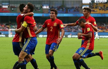 FIFA U-17 WC: Spain cruise to semi-final with 3-1 win over Iran; set up clash with Mali