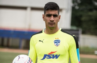 TFG Interviews Podcast -- EXCLUSIVE chat with Bengaluru FC's Gurpreet Singh Sandhu