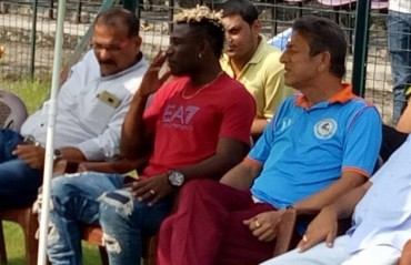 The Leaders are back at Mohun Bagan -- club welcomes coach Sanjoy Sen and captain Sony Norde