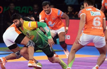 Pro Kabaddi: Pardeep stars as Patna show great mettle to beat Puneri Paltan 32-42