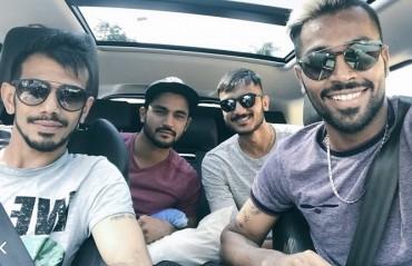 INDvNZ: Hardik Pandya, Manish Pandey, Yuzvendra Chahal & Axar Patel take road trip to Pune