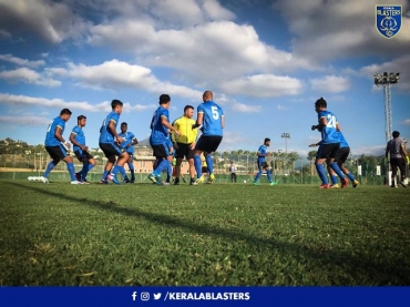 ISL 2017: Kerala Blasters win in their second pre-season friendly in Spain