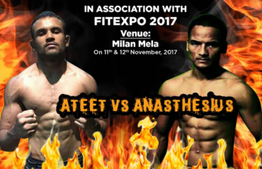 Indian MMA:  BOOM MMA Announces fight Card for upcoming event in November