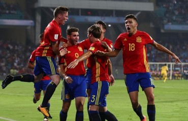 FIFA U17 WC – Spain cruise to the final; Mali complained of a goal not given