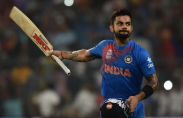 Kohli overtakes Messi in the Forbes list of most valuable athletes