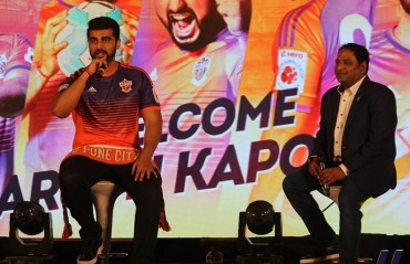 FC Pune City announce Bollywood actor Arjun Kapoor as co-owner