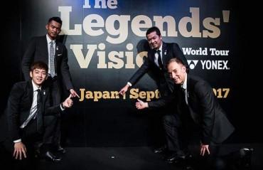 Badminton Legends Vision Yonex World Tour Debuts in India