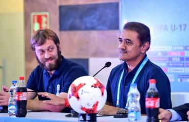 Praful Patel says India has proved to be a footballing nation on the world stage