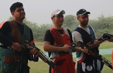 Sangram, Amanpreet make it India's best ever ISSF World Cup final performance