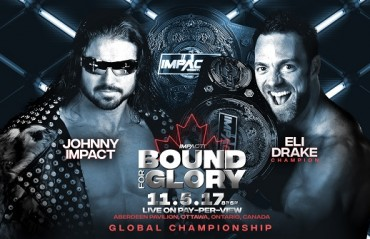 5 Facts You Might Not Know About IMPACT Wrestling's Bound For Glory