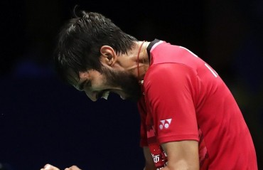 French SS: Srikanth enters his 5th SS final beating Prannoy in SF; Sindhu ousted by Yamaguchi