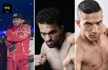 Eldar Eldarov hits out at Mohammed Farhad, Hamza's teammate takes shot at India