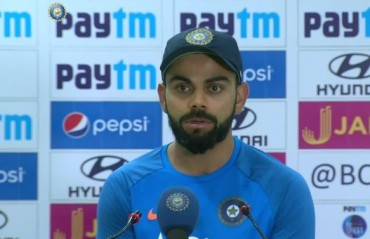 New Zealand forced us to play at our best in all three ODIs, says Kohli