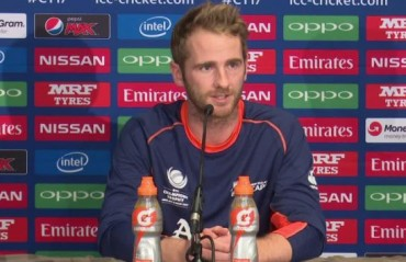 Pleased with middle-order's performance against the best in the world, says Kane Williamson