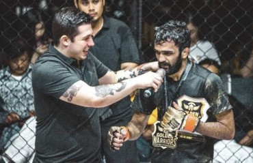 Indian MMA: Navdeep Aggarwal to fight for Title at Golden Warriors FC, Rudransh also returns