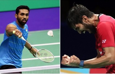 Srikanth & Prannoy set new career best rankings of No. 2 & 11